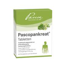 Produktbild Pascopankreat Tabletten
