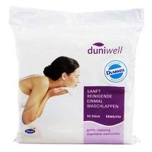 Produktbild Duniwell Einmal Waschlappen