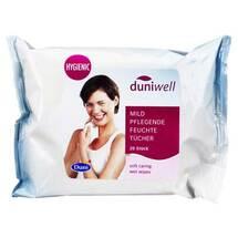 Duniwell feuchte Waschlappen