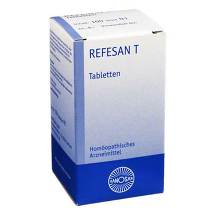 Produktbild Refesan T Tabletten