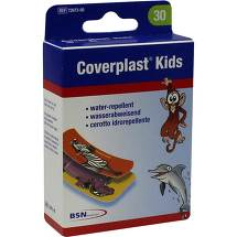 Produktbild Coverplast Kids Pflasterstrips