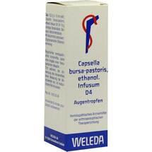 Produktbild Capsella bursa past. D 4 Augentropfen