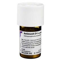 Produktbild Antimonit D 4 Trituration