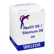 Produktbild Apatit D 6 / Stannum D 8 aa Trituration