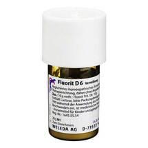 Produktbild Fluorit D 6 Trituration
