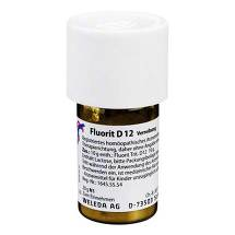 Produktbild Fluorit D 12 Trituration