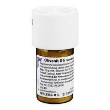 Produktbild Olivenit D 6 Trituration