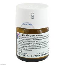 Produktbild Skorodit D 10 Trituration