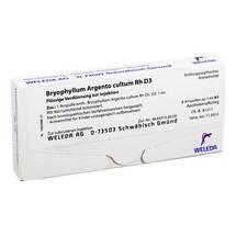 Produktbild Bryophyllum Argento Cultum Rh D 3 Ampullen