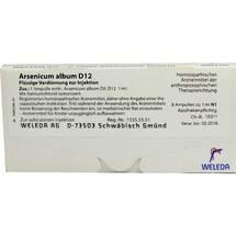 Produktbild Arsenicum album D 12 Ampullen