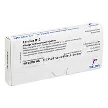 Produktbild Formica D 12 Ampullen