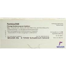 Produktbild Formica D 20 Ampullen