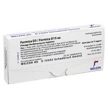 Produktbild Formica D 3 / Formica D 15 aa Ampullen