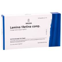 Produktbild Lamina / Retina comp. Ampullen