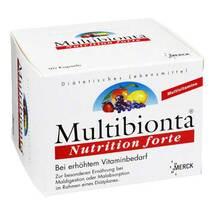Multibionta Nutrition forte Kapseln