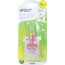 Avent Schnullerkette Clip für Neugeborene