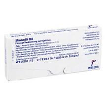 Produktbild Skorodit D 8 Ampullen