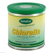 Produktbild Chlorella Mikroalgen Tablett