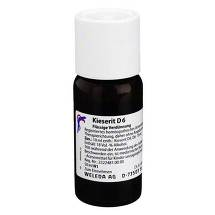 Produktbild Kieserit D 6 Dilution