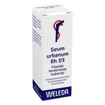 Produktbild Geum Urbanum Rh D 3 Dilution