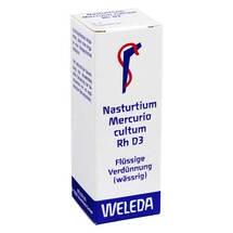 Produktbild Nasturtium Mercurio Cultum Rh D 3 Presssaft Dil.