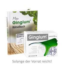 Gingium spezial 80 Filmtabletten
