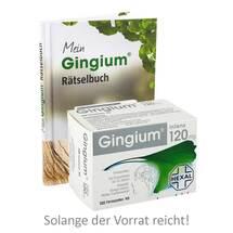 Produktbild Gingium intens 120 Filmtabletten