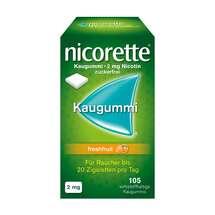 Nicorette Kaugummi 2 mg freshfruit Erfahrungen teilen