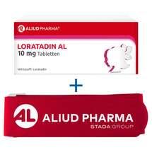 Produktbild Loratadin AL 10 mg Tabletten