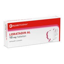 Loratadin AL 10 mg Tabletten