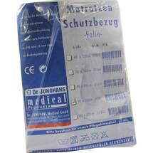 Produktbild Matratzen Schutzbezug Folie 0,1mm 90x200cm weiß