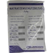 Produktbild Matratzen Schutzbezug Folie 0,1mm100x200cm weiß