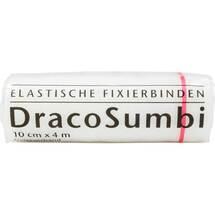 Produktbild Dracosumbi Fixierbinde 10 cm x 4 m weiß
