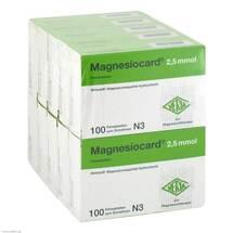 Produktbild Magnesiocard 2,5 mmol Filmtabletten