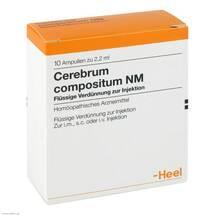 Produktbild Cerebrum Compositum NM Ampullen