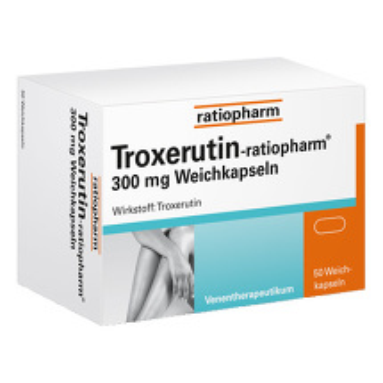 Produktbild Troxerutin ratiopharm 300 mg
