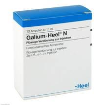 Produktbild Galium Heel N Ampullen