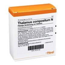 Produktbild Thalamus Compositum N Ampullen