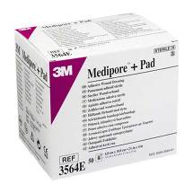 Produktbild Medipore Plus Pad 3564E ster