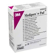 Medipore Plus Pad 3566E ster