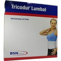 Tricodur Lumbal Rückenbandage Größe XL