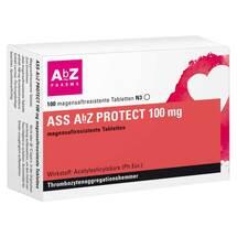 Produktbild ASS AbZ Protect 100 mg magensaftresistent Tabletten