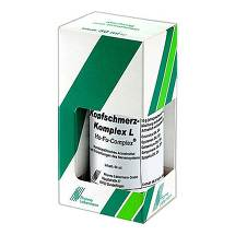 Produktbild Kopfschmerz Komplex L Ho-Fu-Complex Tropfen