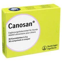 Produktbild Canosan Kautabletten vet. (für Tiere)