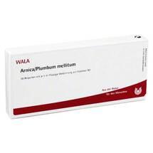 Arnica / Plumbum / Mellitum Ampullen