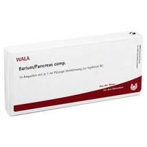 Produktbild Barium / Pancreas comp. Ampullen