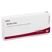 Produktbild Borago comp. Ampullen