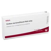 Produktbild Carduus marianus / Viscum Mali comp. Ampullen