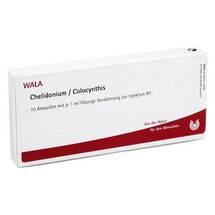 Chelidonium / Colocynthis Ampullen