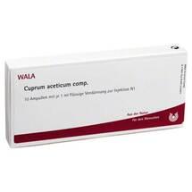 Produktbild Cuprum aceticum comp. Ampullen